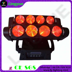 8X10W Beam Moving Head Spider LED Sensor Night Light pictures & photos