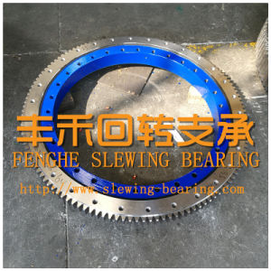 Single-Row Spherical Type Slewing Bearing (01 series) pictures & photos