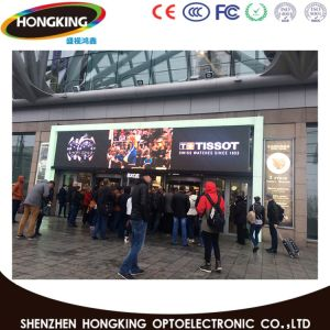 P8 Outdoor Full Color LED Display Sign pictures & photos