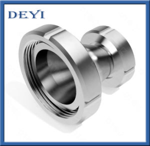 Stainless Steel Sanitary Hygienic Pipe Fitting Union Reducer (DY-R011) pictures & photos
