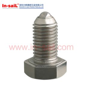 Round Head Slotted Spring Plunger pictures & photos