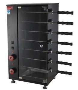 Electric BBQ Skewer Machine/Kebab Machine/Kebab Grill Machine pictures & photos