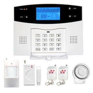 3G Wireless Home Alarm PSTN GSM Security Alarm System pictures & photos