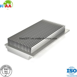 High Precision Aluminum Heatsink, Aluminum Radiator pictures & photos