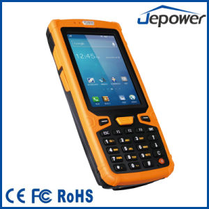 Ht380A Handheld Android PDA with NFC RFID Reader and Barcode Scanner pictures & photos