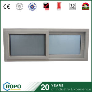 Australian Standard UPVC Double Glazed Sliding Windows pictures & photos