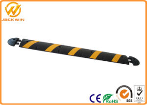 6 Feet Safety Control Driveway Rubber Speed Bumps pictures & photos