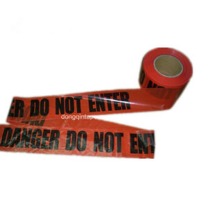 Orange Danger Caution Warning Tape pictures & photos