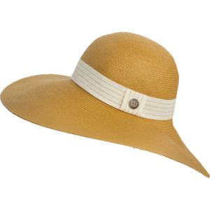 Natural Straw Broad Brim Hat pictures & photos