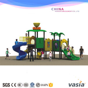 Plastic Slide for Park Outdoor Playground Public Area Slide pictures & photos