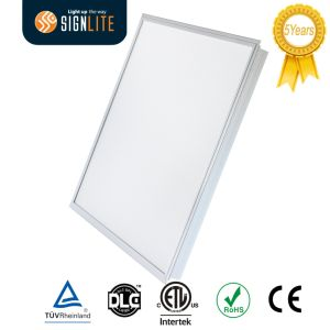 CRI >80 Ugr 19 100lm/Watt LED Panel Light LED Panel Ceiling LED Panel Lamp with Dlc 4.0 ETL TUV FCC pictures & photos