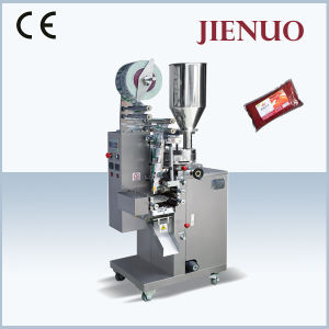 Low Cost Pouch Vertical Grain Sachet Biscuit Packing Machine Price pictures & photos