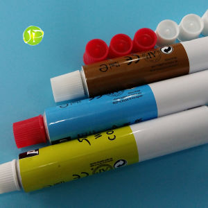 Aluminum Collapsible Tubes Painting Tubes Packing Tubes pictures & photos