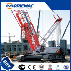 Zoomlion Crawler Crane Quy80 for Sale pictures & photos