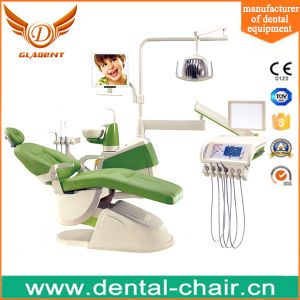 Comfortable Dental Surgery Patient Top-Mounted Dental Chair pictures & photos