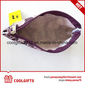 Good Quality Factory Cosmetic PVC Bag with Simply Style pictures & photos