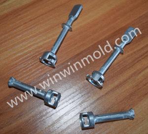 Zamak #3 Automobile Car Lock Component Die Casting Mold pictures & photos