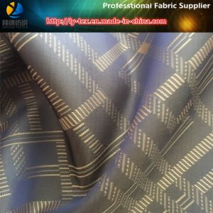 Abstract Jacquard Fabric, Polyester Twill Taffeta Jacquard Fabric for Garment (16) pictures & photos