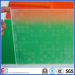 Eg Acid Etched Patterned Glass (AD35) pictures & photos