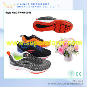 Customize Logo Men Casual Sport Shoes, Running Shoes pictures & photos