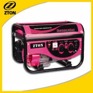 1.5kw-7kw Portable Power Electric Gasoline Generator with Good Engine pictures & photos
