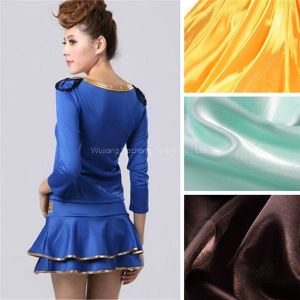 Satin Polyester and Spandex Fabric pictures & photos
