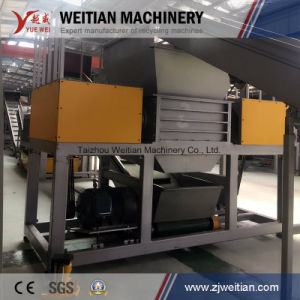 Plastic/Wood/Tire/Metal/Scrap Metal/Foam/Battery/Municipal Solid Waste Crusher Shredder Factory pictures & photos