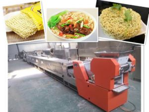 Automatic Hot Sell Instant Noodle Machine pictures & photos
