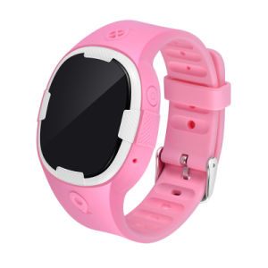 GPS Kids Tracker Watch with Two Way Communication, Real Time Tracking Watch pictures & photos