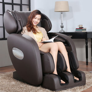 L Shape Recliner Beauty Healthy Massage Chair pictures & photos