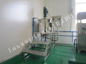 Flk Ce 100L, 200L, 500L Stainless Steel Shampoo Mixing Tank pictures & photos