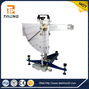 Matest Quality Stainless Steel Pendulum Skid Resistance and Friction Coefficient Tester for Road Surface Test pictures & photos