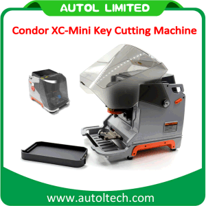 Original Xhorse Ikeycutter Condor Xc-Mini Master Series Automatic Key Cutting Machine Replacement of Condor Xc-007 Update Online pictures & photos