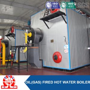 Good Price Oil Gas Fired Dual Fuel Boilers pictures & photos