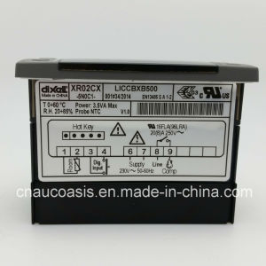 Xr02cx-5n0c1 Dixell Temperature Controller (Red or Blue Display) pictures & photos