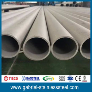 Schedule 40 Ss 202 Seamless Stainless Steel Water Pipe pictures & photos