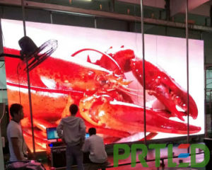 1/4 Scan Driving 32*16dots Outdoor Avertising LED Display Screen (P8, P10) pictures & photos