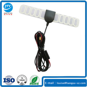 High Gain 18dBi Patch Sticker DVB-T Antenna with Amplifier pictures & photos