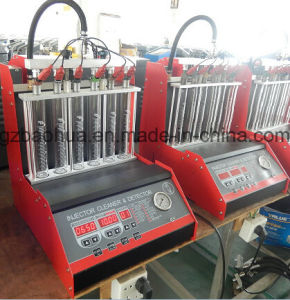 Ho-6c Automatic 6 Cylinders Injector Tester &Cleaner pictures & photos