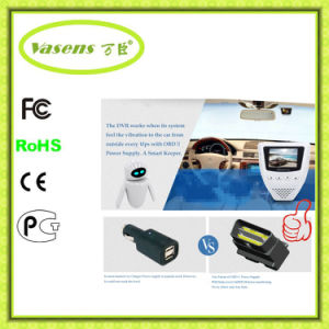 Clear View 140 Degree Dashboard Cam Car Camera Video Recorder pictures & photos