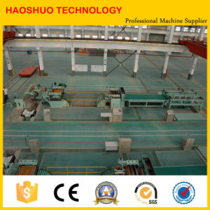 Metal Steel Coil Semi-Automatic Cut to Length Line in Metal Cutting Machinery pictures & photos