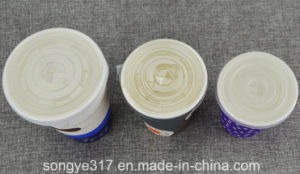 76 80 90 mm Disposable PS Cold Cup Lid pictures & photos