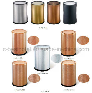 Hotel Guestroom Trash Cans pictures & photos