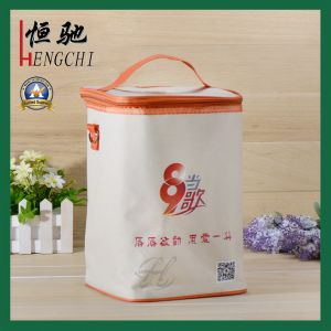 Reusable Non-Woven Picnic Insulated Lunch Cooler Bag pictures & photos