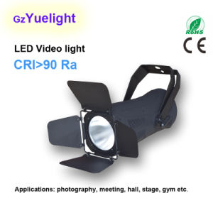 Warm White CRI >90ra 200W LED Studio Light for Filming pictures & photos