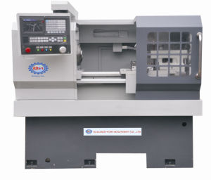 CNC-Lathe-with-Flat-Hardened-Rail EK6136X1000