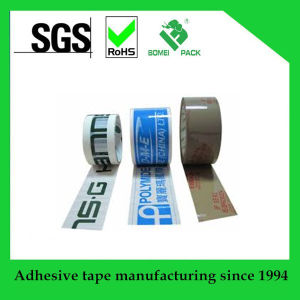 Transparent BOPP Packaging Tape Offer Printing Design for Sealing Carton pictures & photos