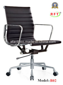 Modern Furniture Eames Swivel Office Executive Leather Chair (RFT-A13) pictures & photos