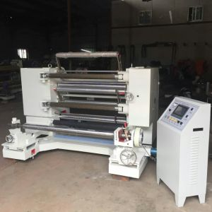Leather Materials Automatic Cutting and Rewinder Machine pictures & photos