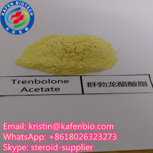 Bp Legit Bodybuilding Steroid Trenbolone Acetate 10161-34-9 for Muscle Growth